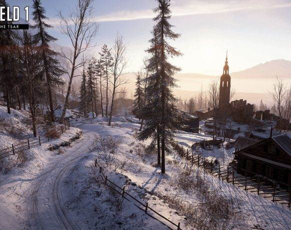 Battlefield 1: In The Name of the Tsar download