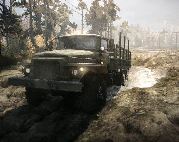 Spintires: MudRunner download