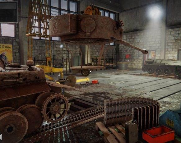 Tank Mechanic Simulator download