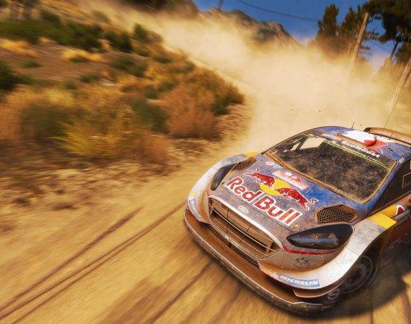 WRC 7 game pc