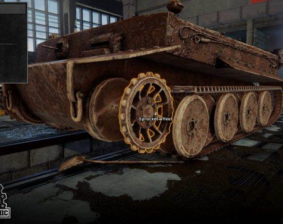 Tank Mechanic Simulator download