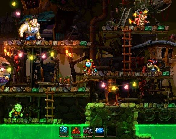 SteamWorld Dig 2 download