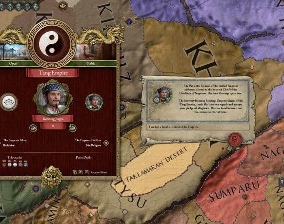 Crusader Kings II Jade Dragon download