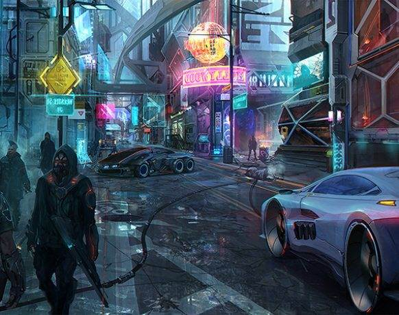 Cyberpunk 2077 Pc Game For Free Download