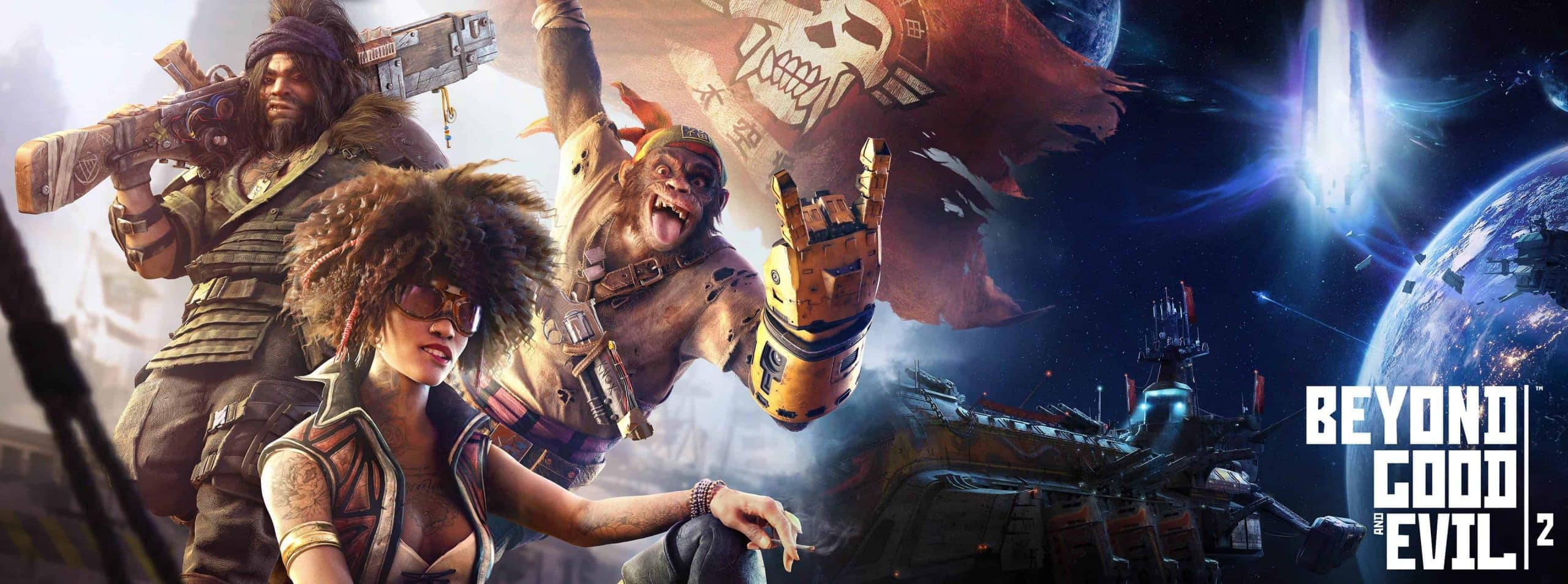 Beyond Good & Evil 2 PC Game Download