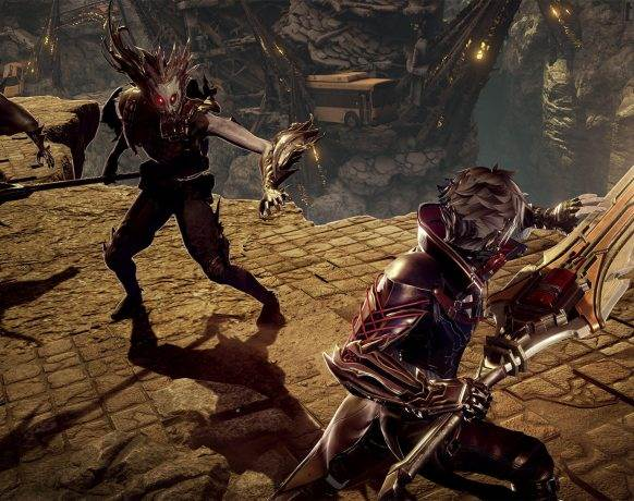 Code Vein download