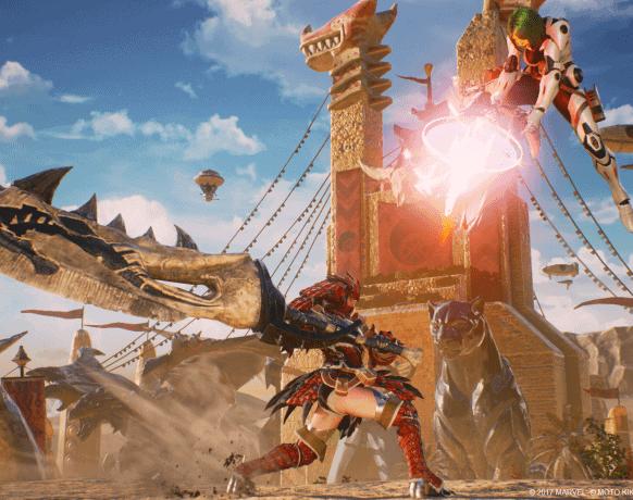 Marvel vs. Capcom Infinite – Monster Hunter download
