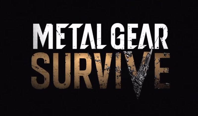 Metal Gear: Survive PC Game Download