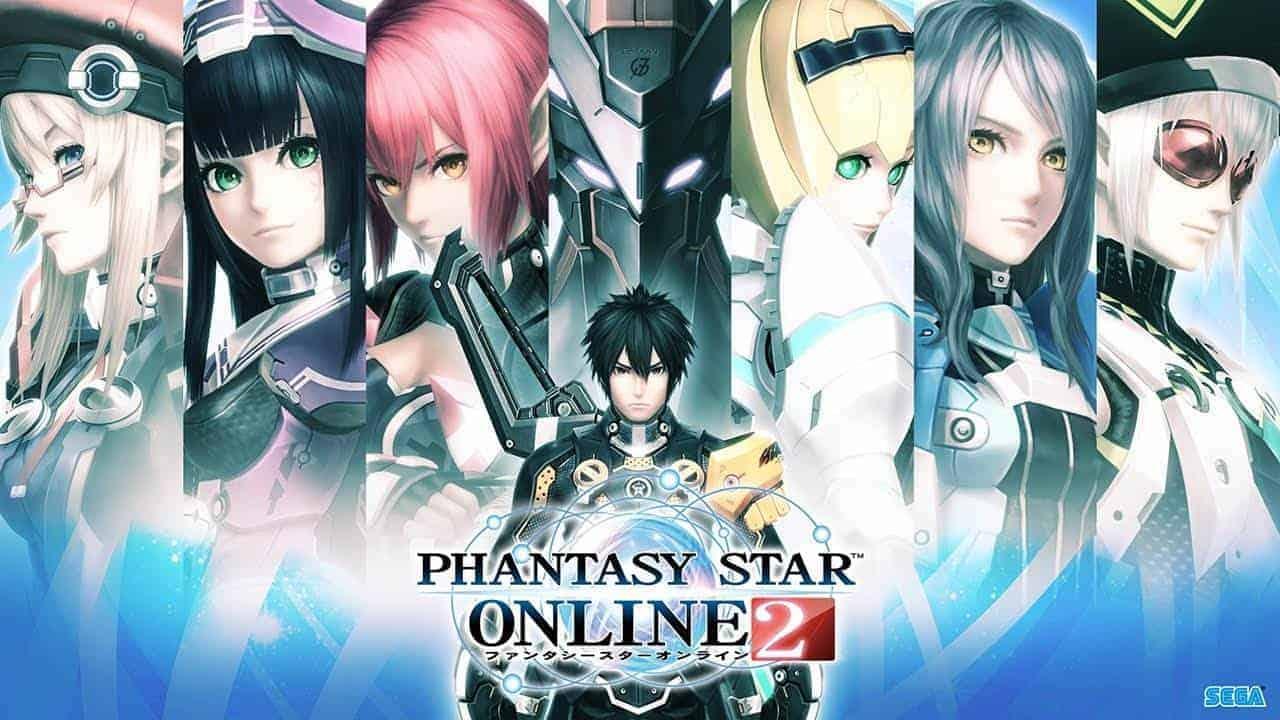 Phantasy Star Online 2 PC Game Download