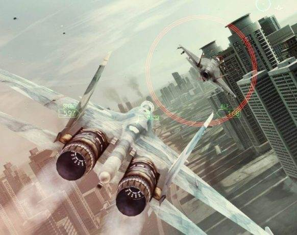 Ace Combat 7 Skies Unknown download