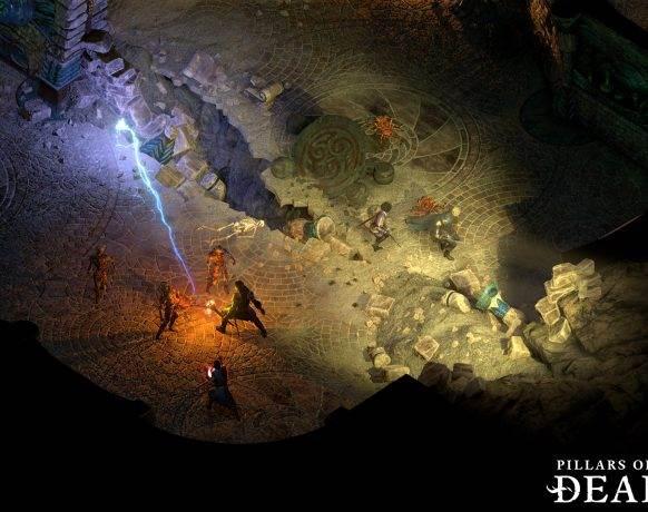 Pillars of Eternity II Deadfire download