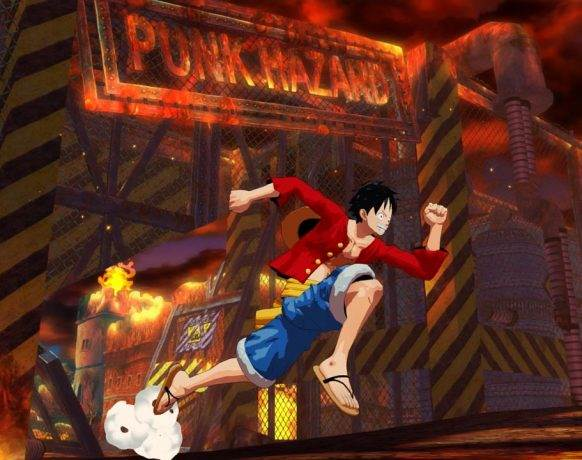 One Piece Unlimited World Red download