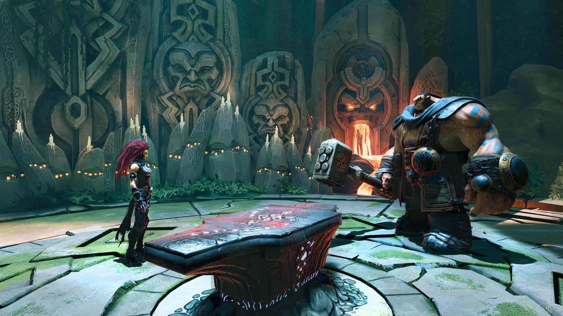 Скачать игру darksiders 3 на компьютер бесплатно