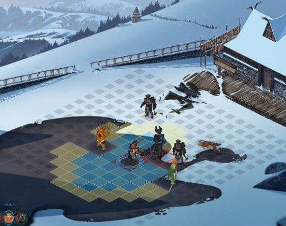 The Banner Saga download