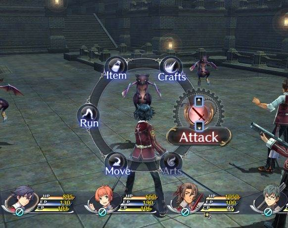 The Legend of Heroes Trails of Cold Steel download