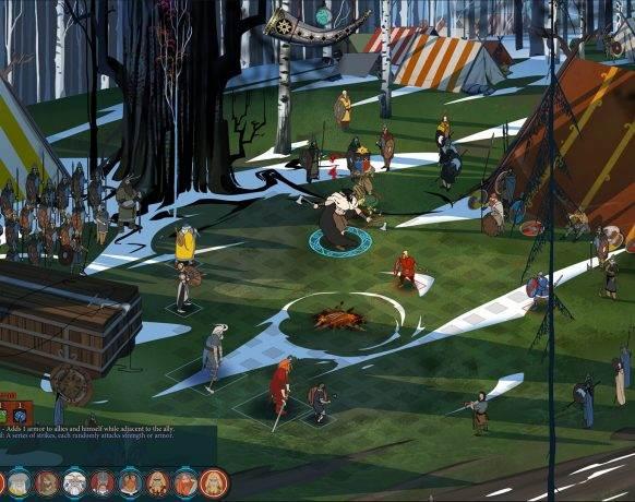 The Banner Saga 2 download