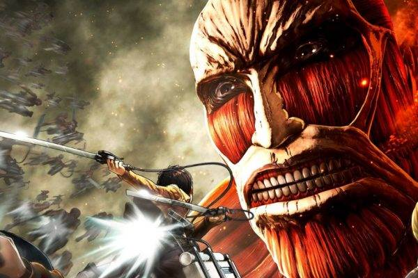 attack on titan wings of freedom free