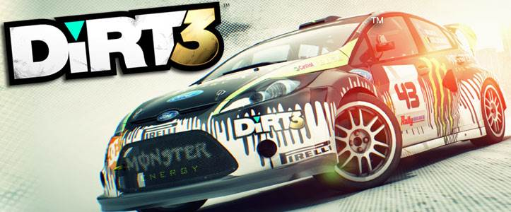 DiRT 3 PC Game Download