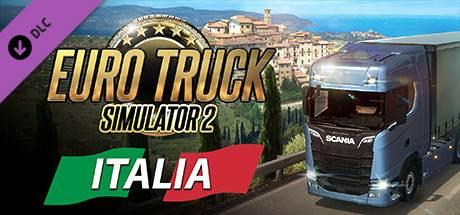 Euro Truck Simulator 2 Italia PC Game Download
