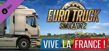 Euro Truck Simulator 2 - Vive la France! PC Game Download