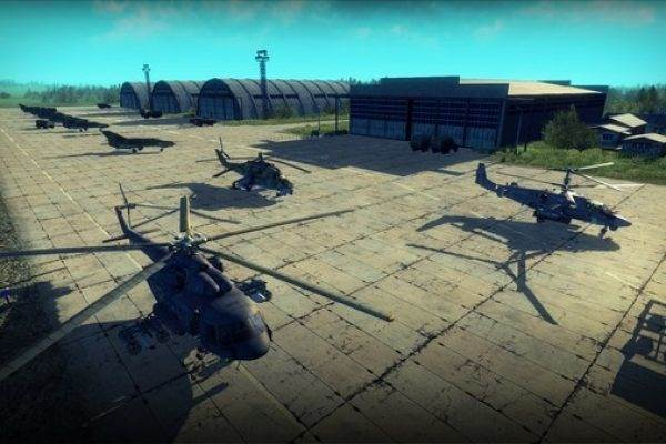 Heliborne PC Game Free