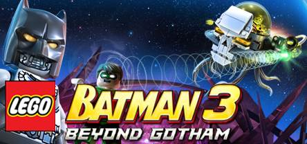 LEGO Batman 3: Beyond Gotham PC Game Download