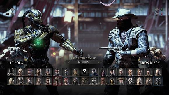 New Fighting Games For Ps4 : Mortal kombat xl pc game download