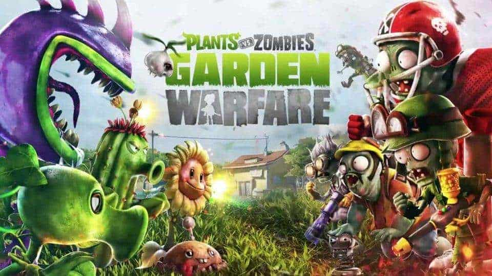 Plants vs Zombies Garden Warfare PC Game Download