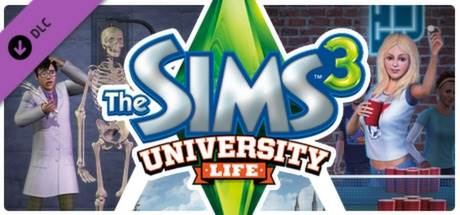 The Sims 3 University Life PC Game Download