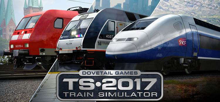 Train Simulator 2017 PC Game Download