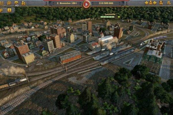 Railway Empire Free PC Game
