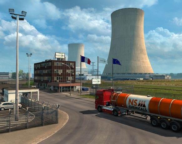 Euro Truck Simulator 2 – Vive la France! download