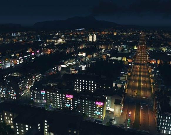 Cities Skylines After Dark download
