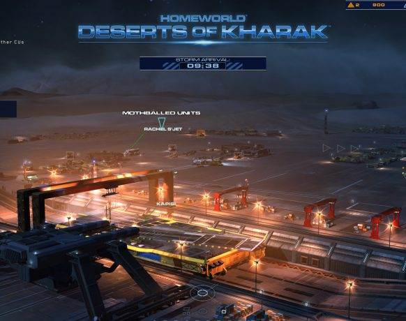Homeworld Deserts of Kharak download
