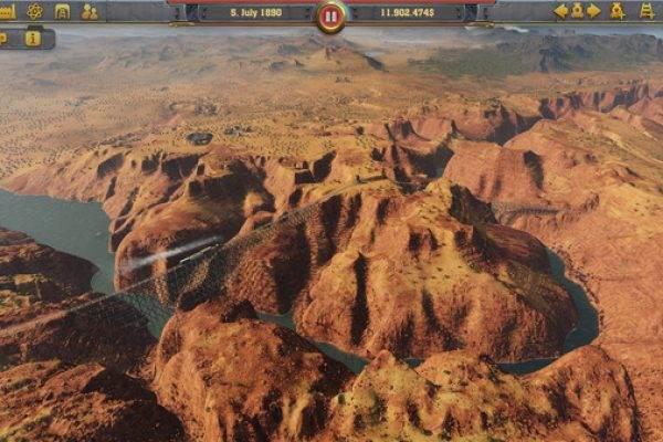 Railway Empire Free PC Game