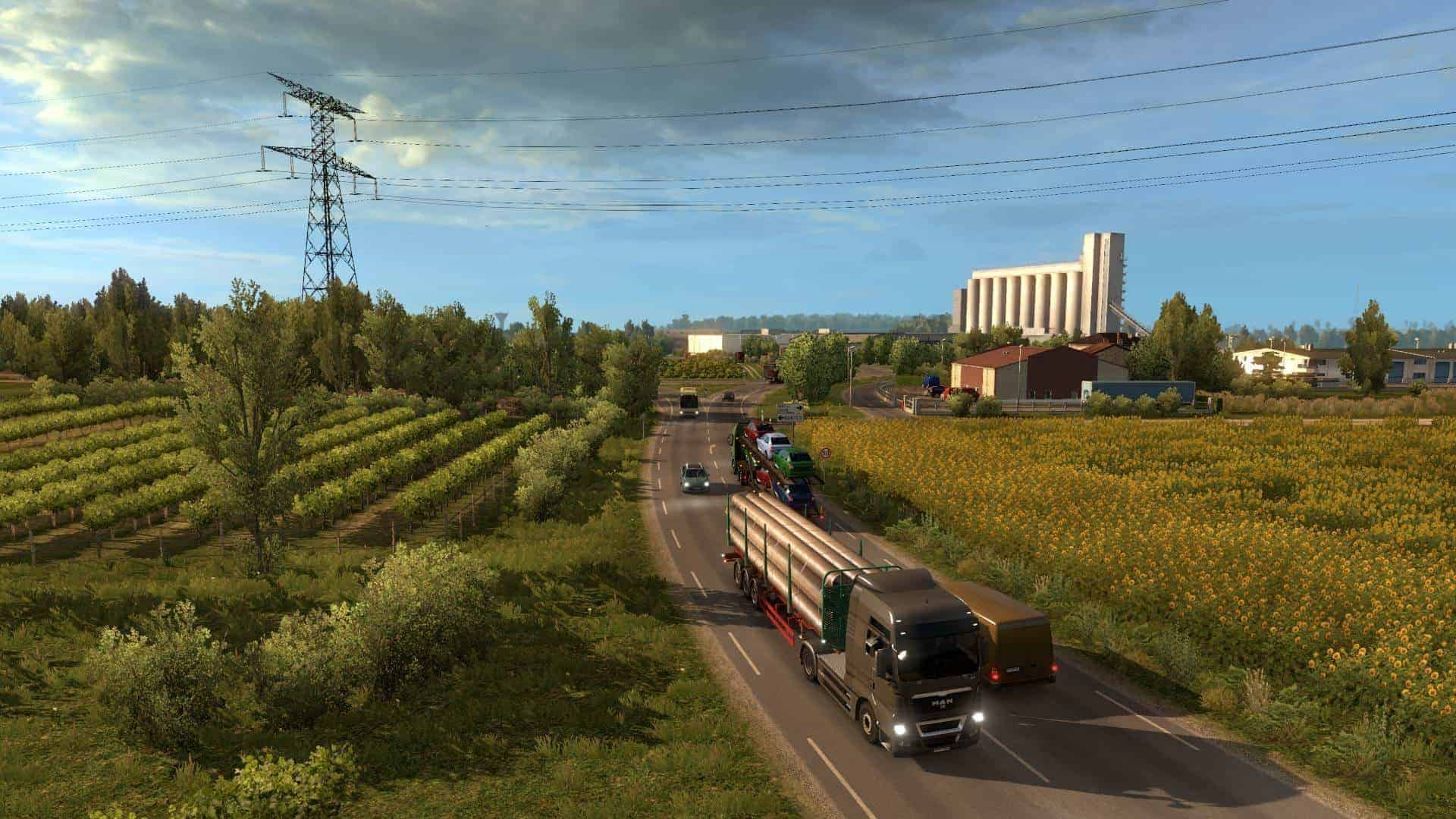 <b>Euro Truck Simulator 2</b> - <b>Vive</b> <b>la France</b>! » <b>FREE</b> DOWNLOAD ...