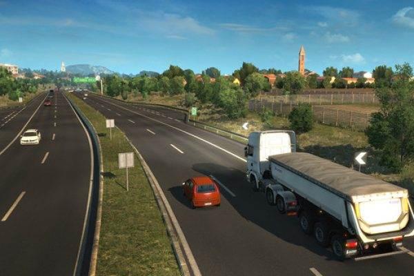 Euro Truck Simulator 2 Italia free pc