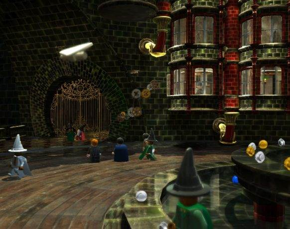 LEGO Harry Potter Years 5-7 download