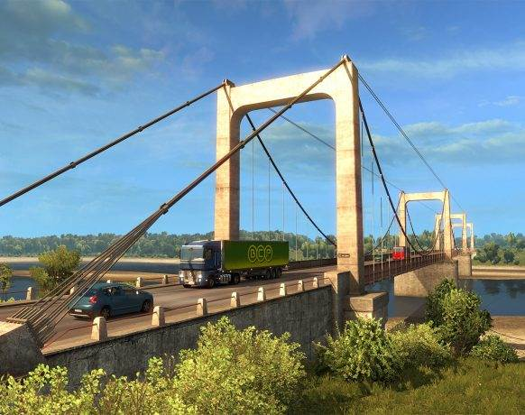 Euro Truck Simulator 2 – Vive la France! download