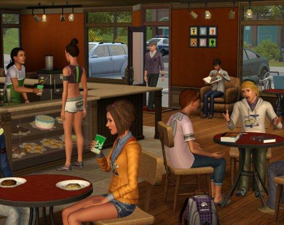 The Sims 3 University Life download