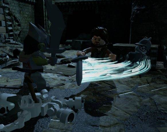 LEGO Lord of the Rings download