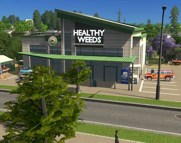 Cities Skylines – Green Cities download