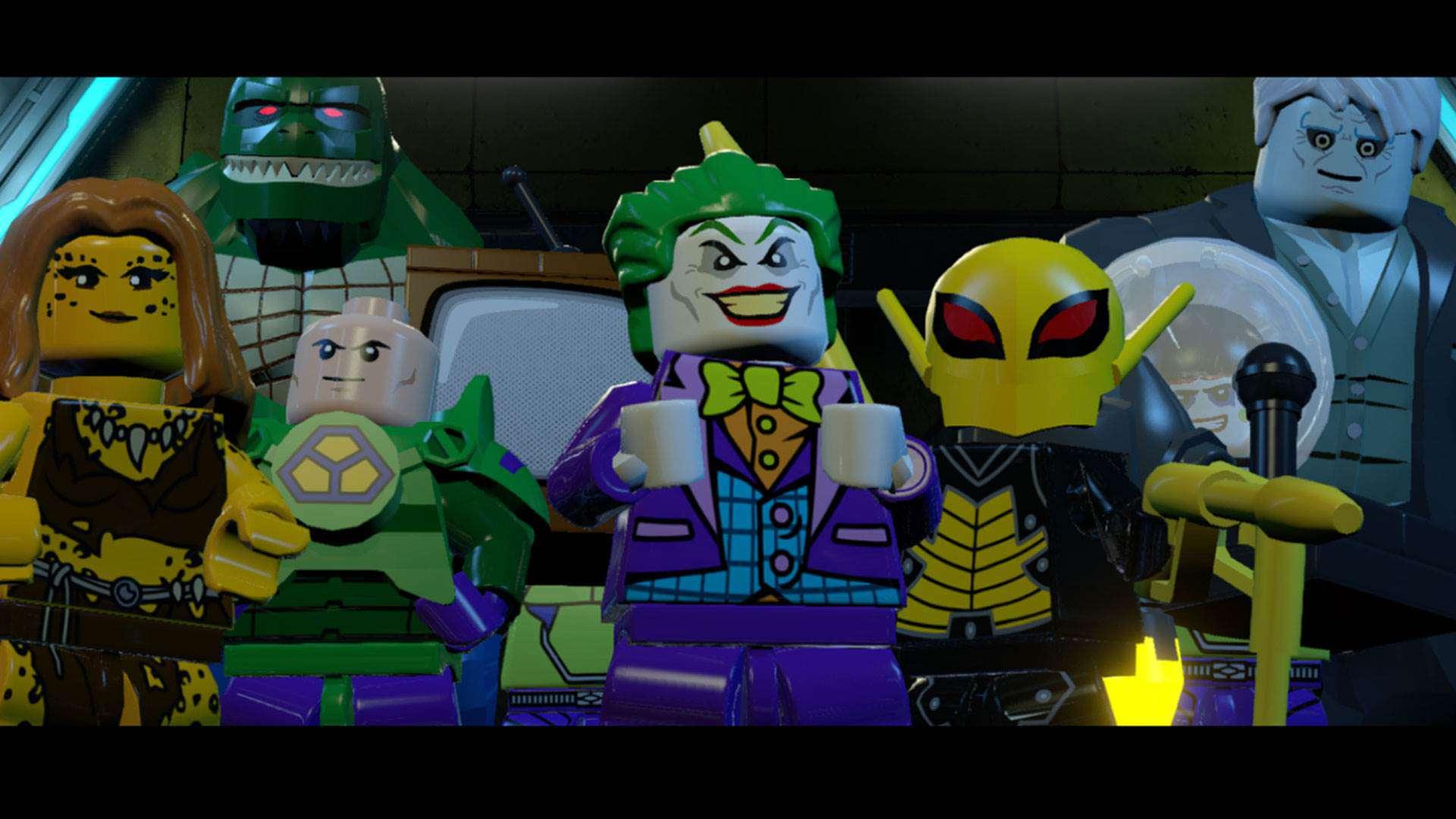 LEGO Batman 3 Beyond Gotham PC Download