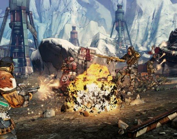 Borderlands 2 download