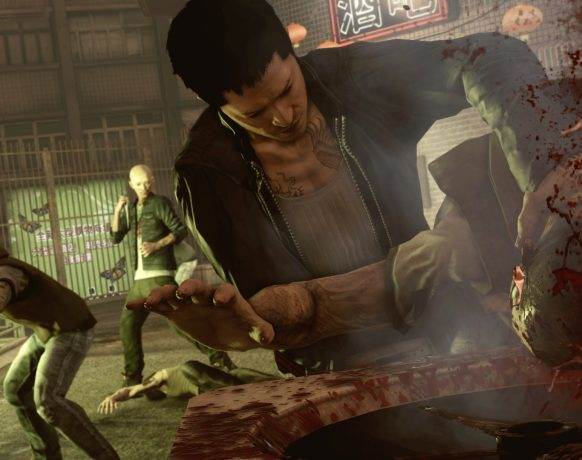Sleeping Dogs Definitive Edition download