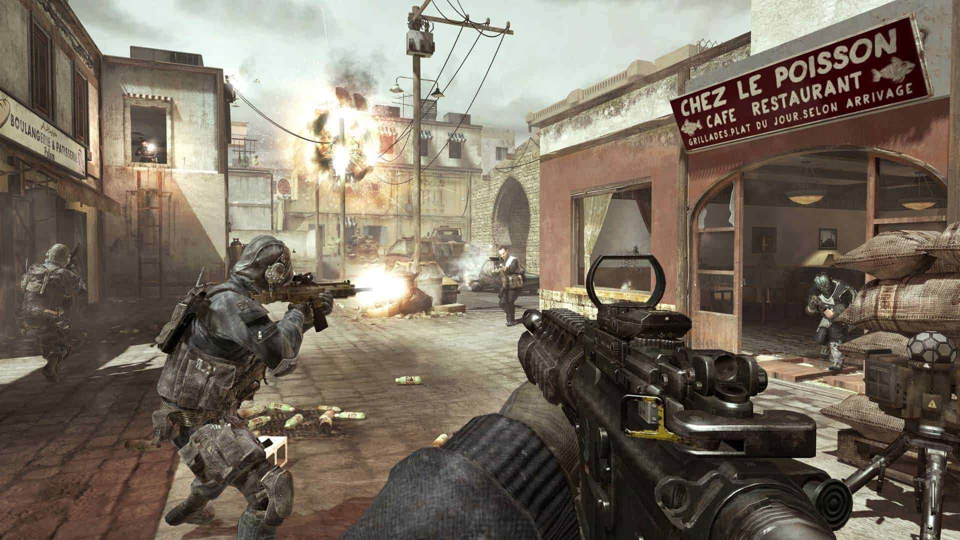 call of duty modern warfare 4 free download for windows 7