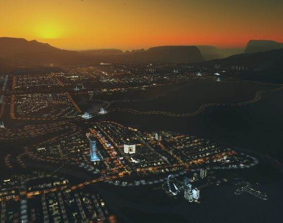 Cities Skylines After Dark download