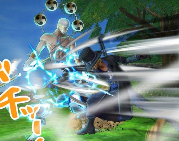 One Piece Burning Blood download
