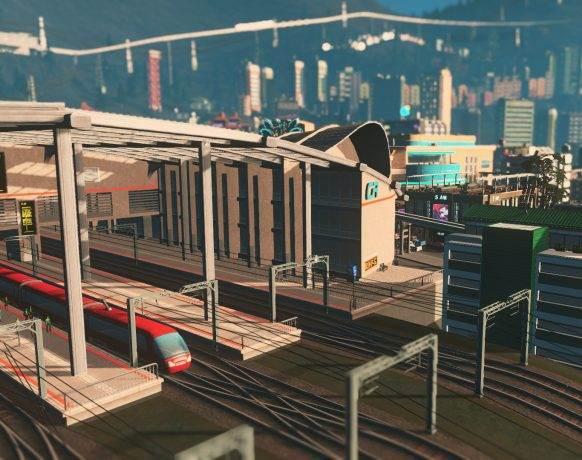 Cities Skylines – Mass Transit download