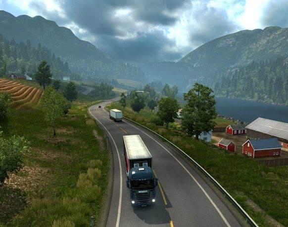 Euro Truck Simulator 2 – Scandinavia download